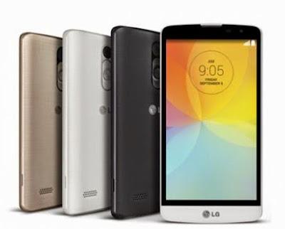 Spesifikasi dan Harga HP LG L Fino Terbaru 2016