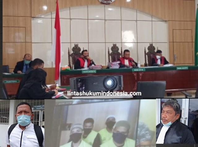 Dua Dari Empat Terdakwa Narkotika Divonis Pidana Mati Majelis Hakim Dumai