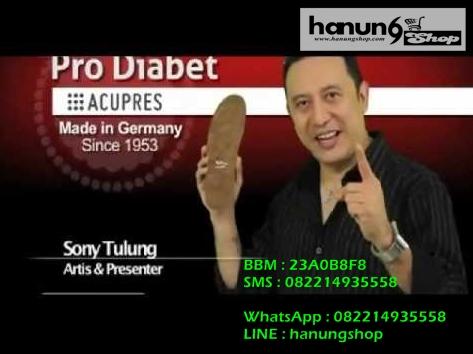 Testimoni Pro Diabet By Acupres