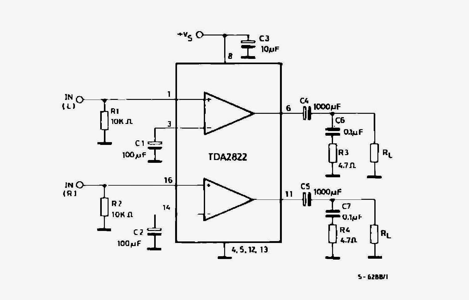 3 Volt Amplifier