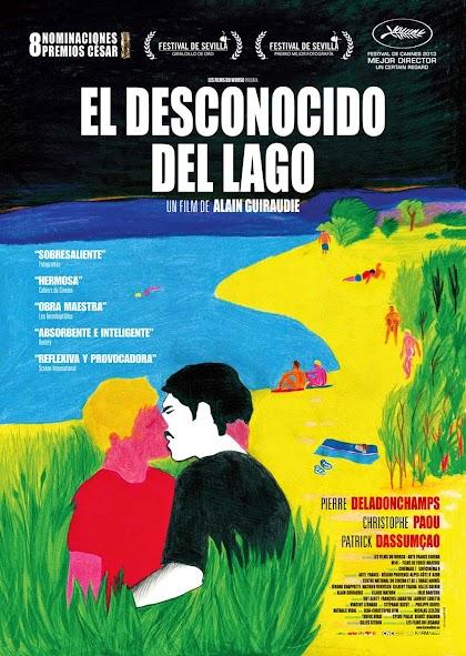 [+18] El desconocido del lago - L'Inconnu du lac - Pelicula - Francia - 2013 - Sub español