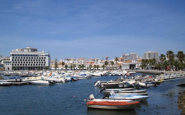 marina de Faro – Portugal
