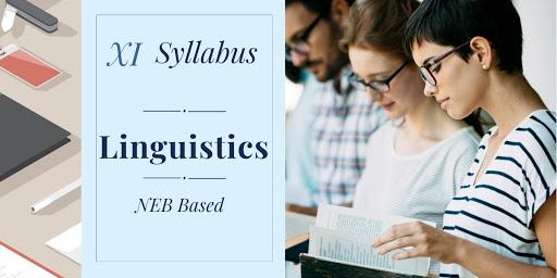 linguistics syllanus