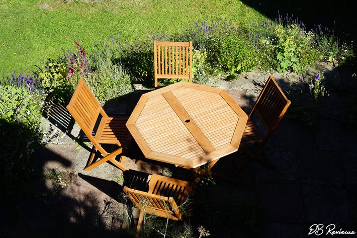A functional garden