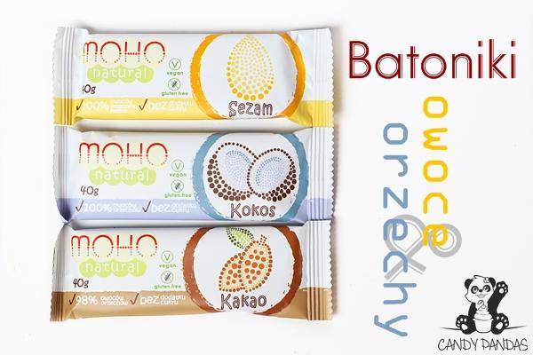 Batony owocowo-orzechowe – MOHO