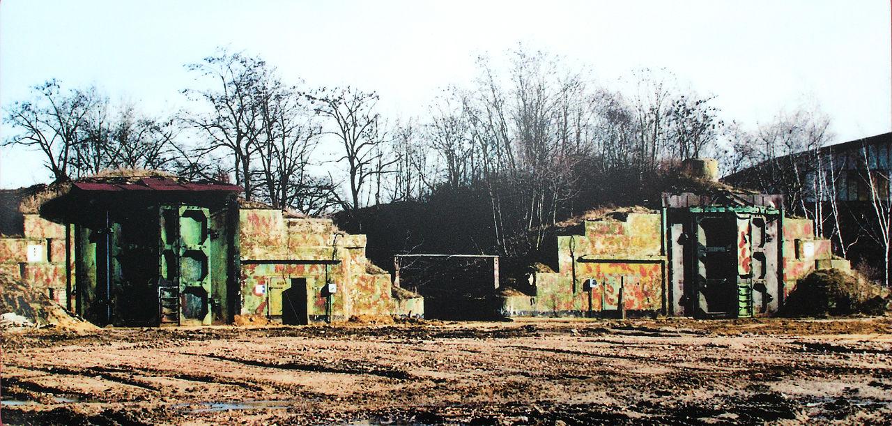 Standorte Der Sowjetarmee In Der Ddr