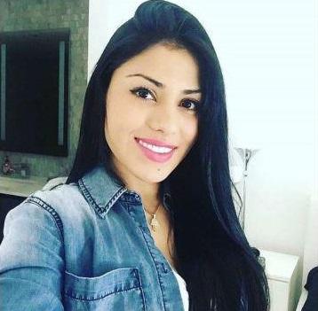 Angélica Cruz esposa de Nicky Jam