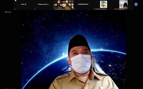 Gelar Istighosah, Walikota Tangerang Minta Maaf Kepada Seluruh Jajaran ASN