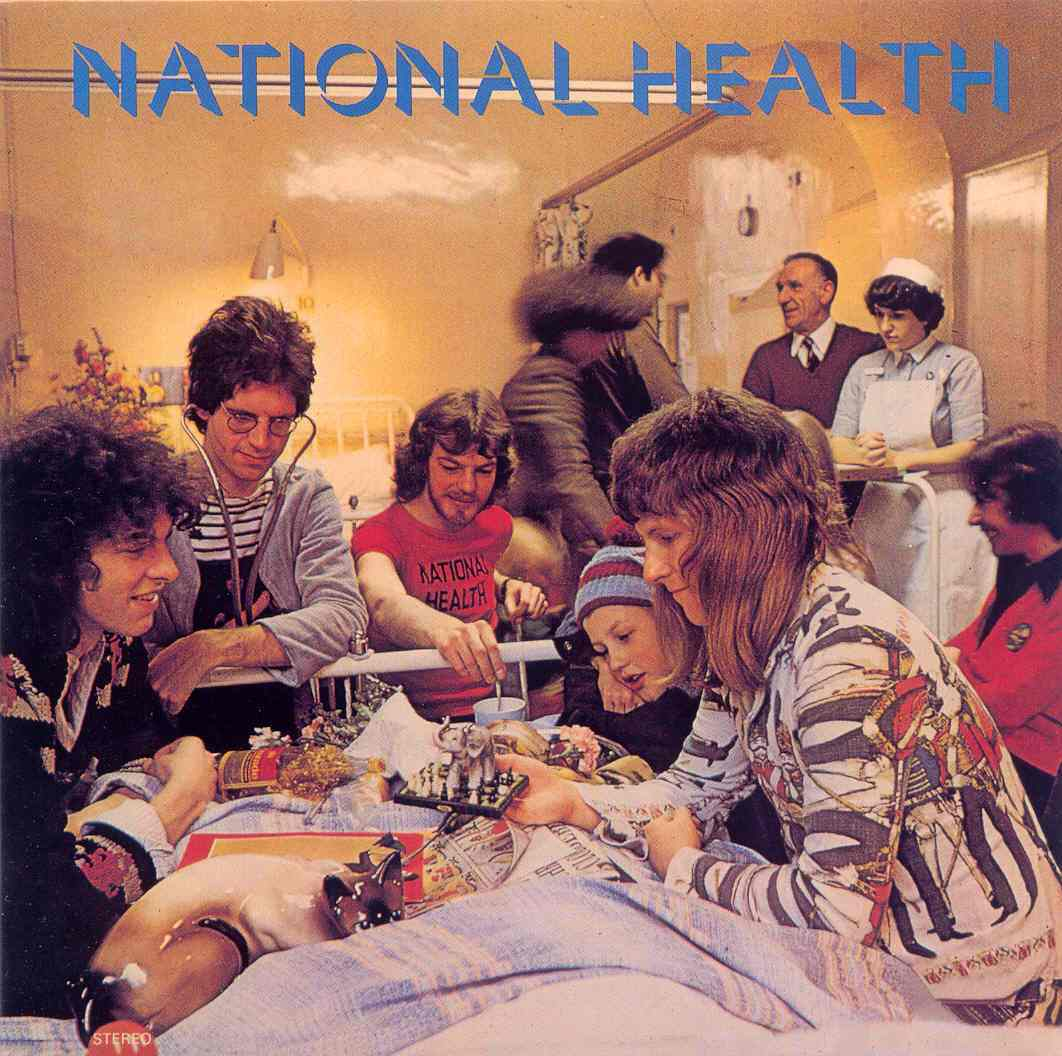 Oldrock News National Health Quot National Health Quot 1977