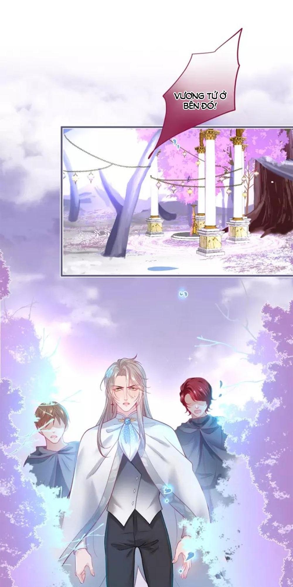 Vương Tử Và Ánh Trăng Đen Chapter 63 - Trang 19