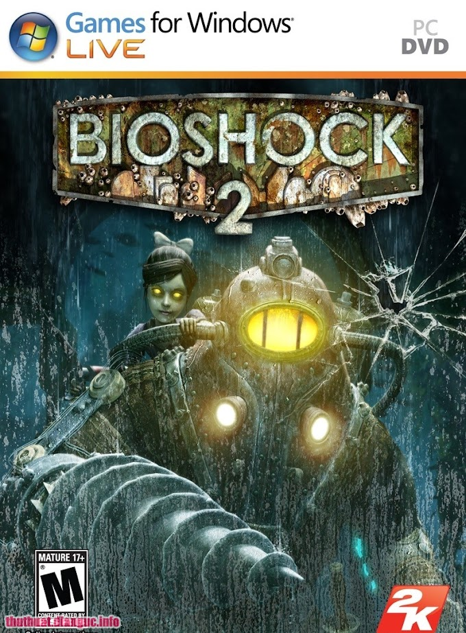 Download Game BioShock 2 PROPER RELOADED Fshare