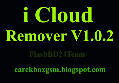 iCloud Remover 1.0.2 (cracked) 100% Working Free