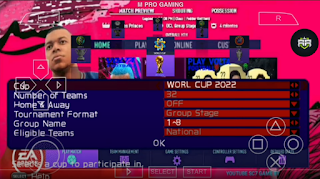 FIFA 22 PSP Download For Android Offline