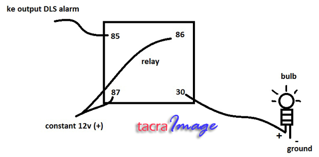 tacra u0026 39 s diy garage  spdt relay