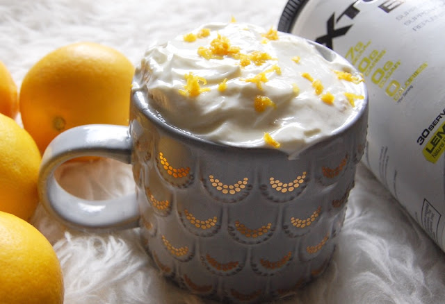 FullSizeRender - BCAA Lemon Mug Cake Recipe