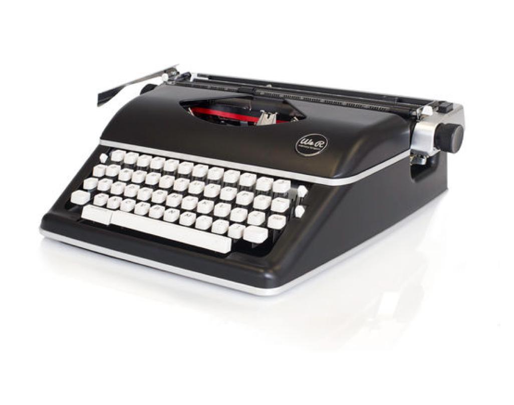 Typewriter Ba T