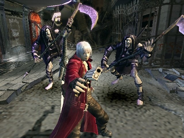Devil May Cry 3 Free Download PC Games