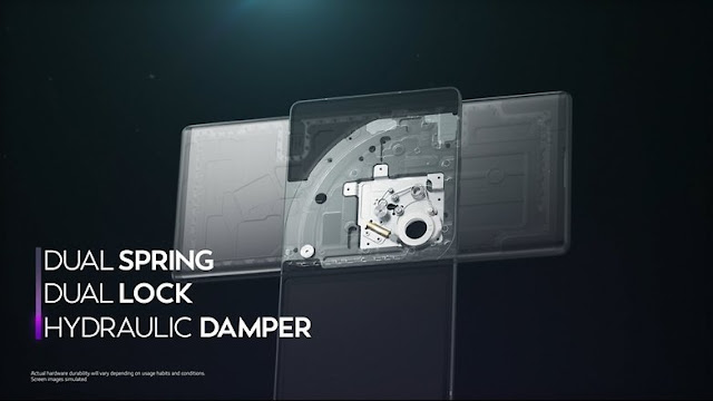 مواصفات وميزات هاتف LG Wing