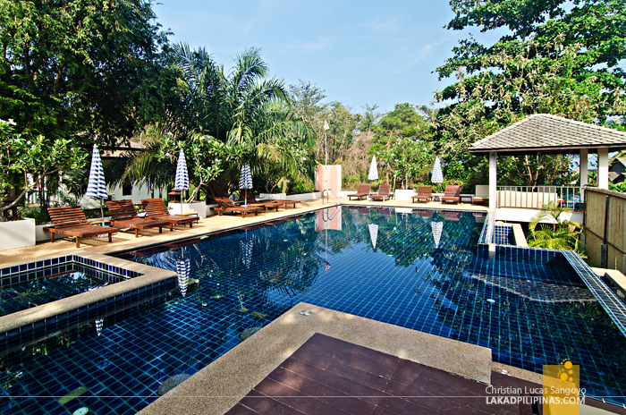 Soontreeya Boutique Resort Koh Lanta Pool