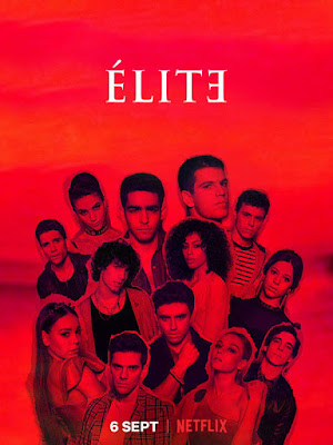 Élite (TV Series) S03 HD DVD Spanish + Sub 2DVD