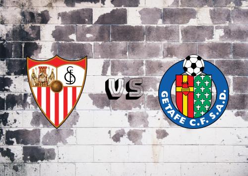 Sevilla vs Getafe  Resumen