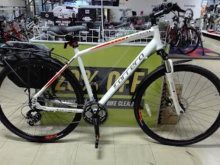 Stolen Bicycle - Carrera Crossfire 2
