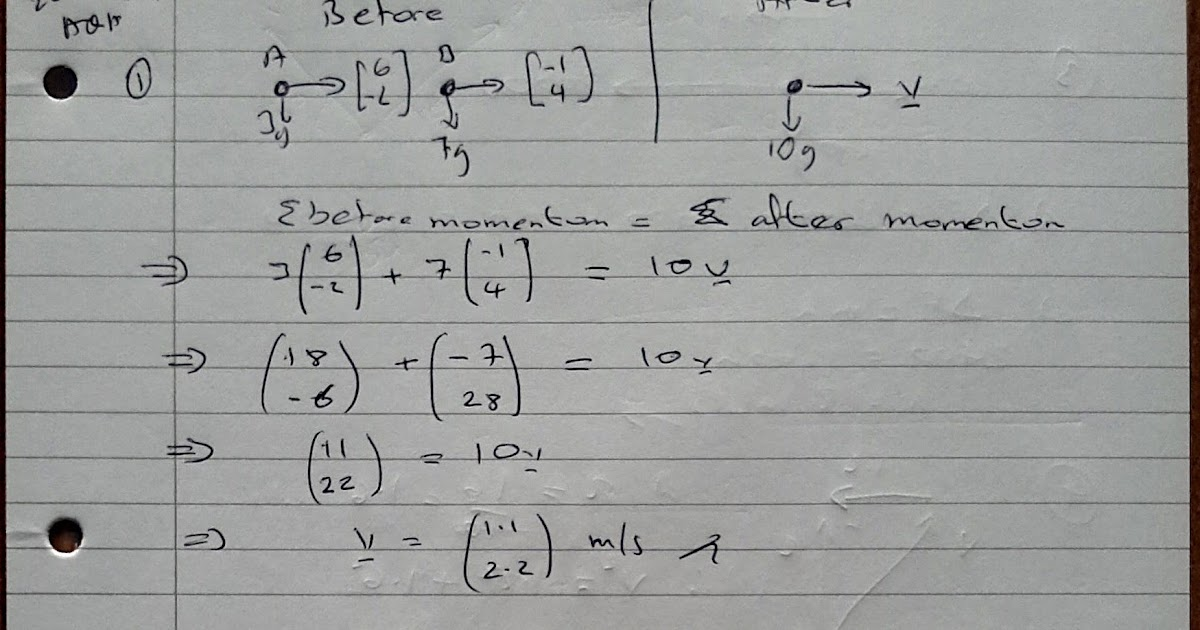 A Level Maths Notes: AQA Machanics 1 (MM1B) Summer 2009