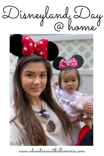 Disneyland Day @ Home