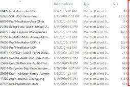 Cara menghitung jumlah halaman di Word tanpa membuka file