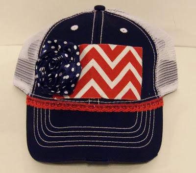 live  love  scrap : My Patriotic Cap