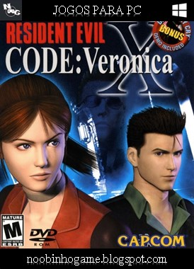 Download Resident Evil Code Veronica Torrent PC