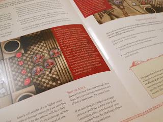 The Horus Heresy: Burning of Prospero rules book