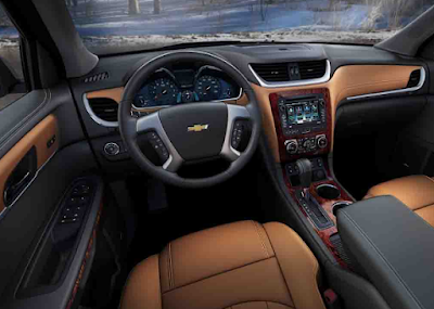 2018 Chevy Traverse Redesign, Price, Specs, Powertrain