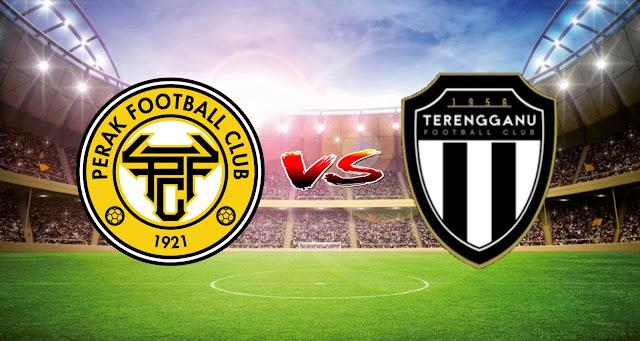 Live Streaming Perak FC vs Terengganu FC 14.3.2021 Liga Super