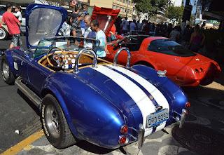 Teresópolis se transformou na cidade do festival de automóveis antigos