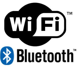 2- قفل البلوتوث Bluetooth والواي فاي WiFi: