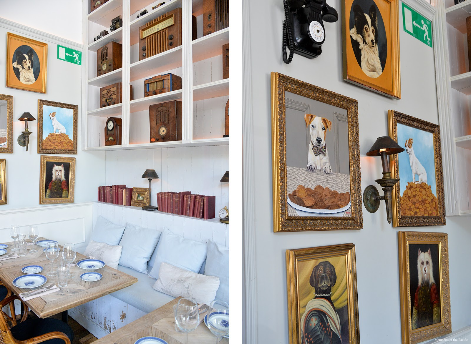 el perro y la galleta restaurant madrid spain travel blogger