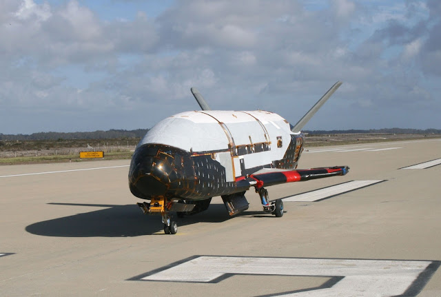 Image Attribute: X-37B Orbital Test Vehicle