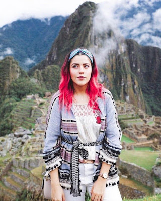 lesslie Machu Picchu