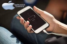 الطريقة الصحيحة لشحن بطارية الآي فون