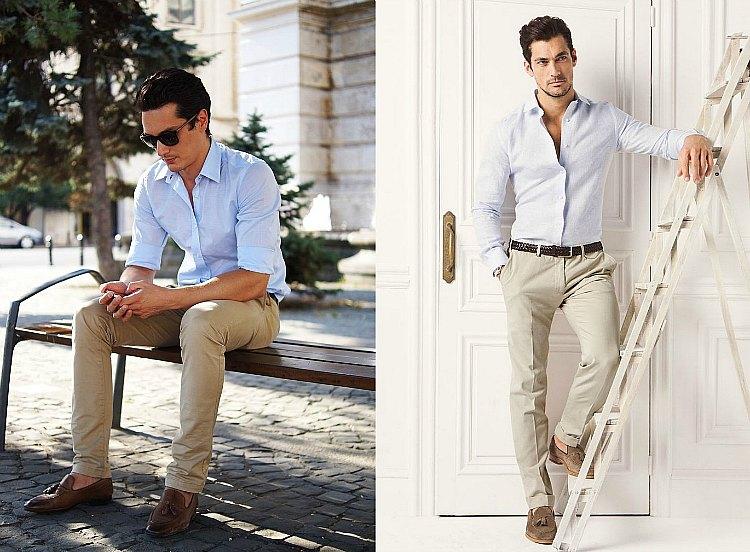 300585206 El invierno ya se acabó y venimos con algunas ideas de estilo casual para  hombres. No hace falta cambiar todo el armario pero si podemos adquirir  algunas ...