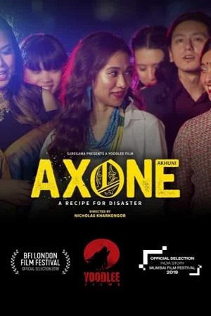 Axone 2019 Hindi 720p WEBRip x264 ESubs