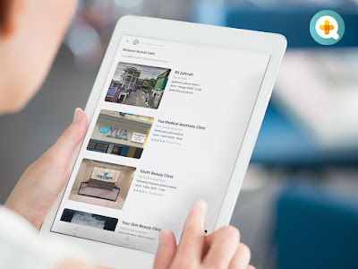 SehatQ Aplikasi Direktori Klinik Terlengkap
