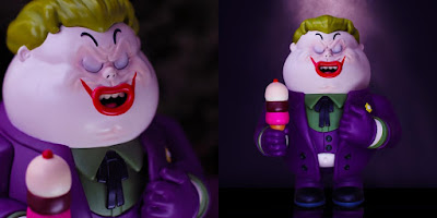 "Famous Chunkies ""Chunky Joker"" DC Comics Resin Figure by Alex Solis"