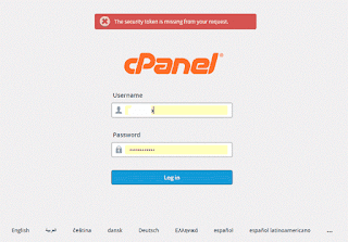 Hostgator Cpanel login