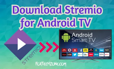 Download Stremio for TV