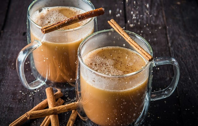 Hot Buttered Rum #drinks #hot