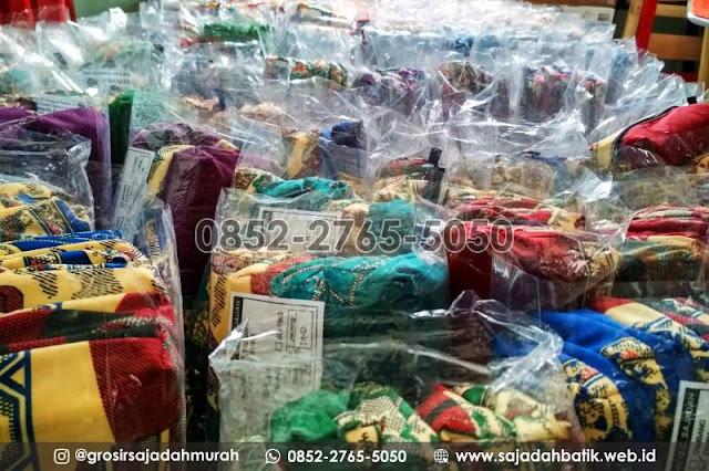 suplier sajadah batik, 0852-2765-5050