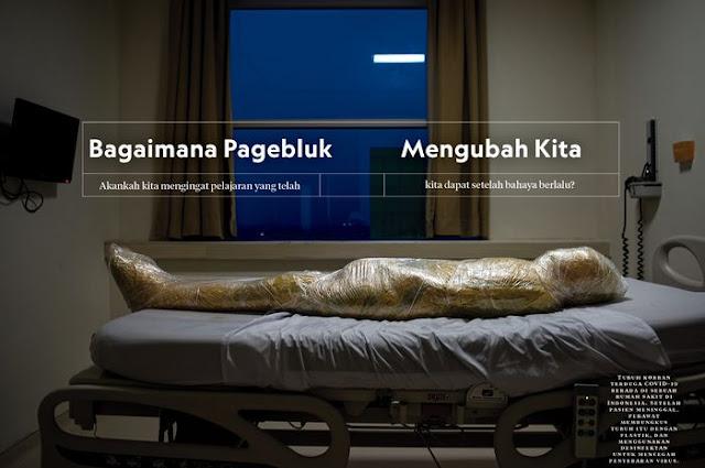 Indonesia Baru Mulai Masuk Masa Terburuk Wabah Corona, Dokter Bongkar Fakta Rumah Sakit yang Sudah Mulai Penuh, Pasien Positif Tak Berkurang Sama Sekali