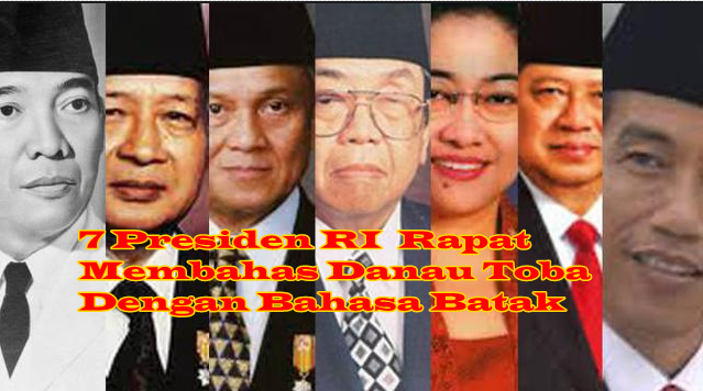 7 Presiden RI